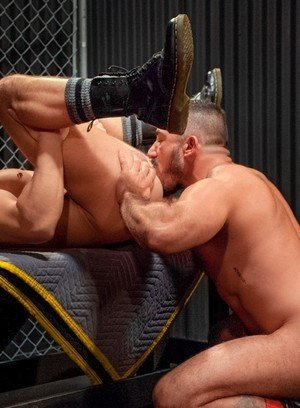 Naked Gay Alessio Romero,Shane Frost,