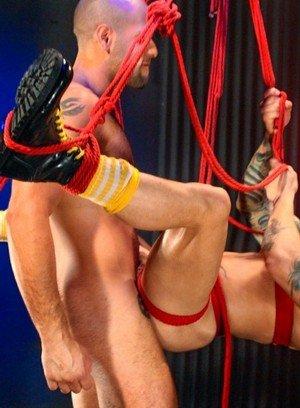 Hunky Gay Draven Torres,Leo Forte,