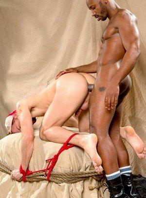Naked Gay Preston Steel,Race Cooper,