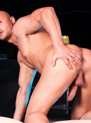Cute Gay Zac Powers,Carl Johnson,