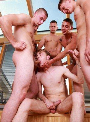 Naked Gay Dee,David Bracleman,Savkov,Joseph,