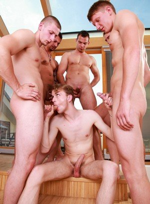 Sexy and confident Joseph,Savkov,David Bracleman,Dee,