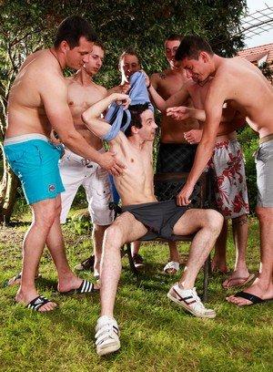 Sexy Guy Gery Rake,Nick Daniels,Luke Taylor,Nick Gill,Enzo Bloom,