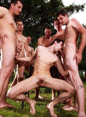Cute Gay Nick Gill,Enzo Bloom,Gery Rake,Nick Daniels,Luke Taylor,