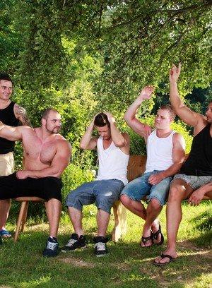 Hot Gay Stanley Stone,Paul Fresh,Ennio Guardi,Tony Angelo,Andy West,