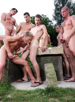 Good Looking Guy Robert,Benjamin,Max Born,George Basten,