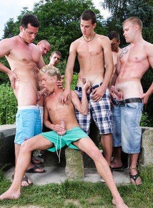 Big Dicked Gay Robert,Benjamin,Max Born,George Basten,