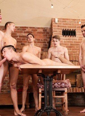 Handsome Guy Tony,Greg,Oscar Hart,Armando,Harry,