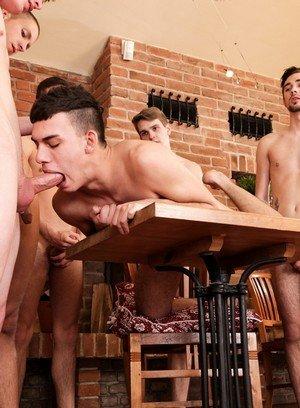 Seductive Man Tony,Greg,Oscar Hart,Armando,Harry,