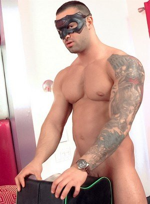 Naked Gay Calvin,