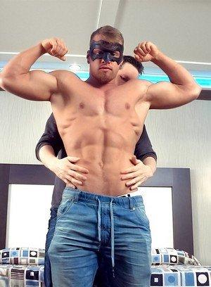 Sexy Gay Pascal,Brad,