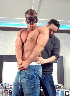 Big Dicked Gay Brad,Pascal,