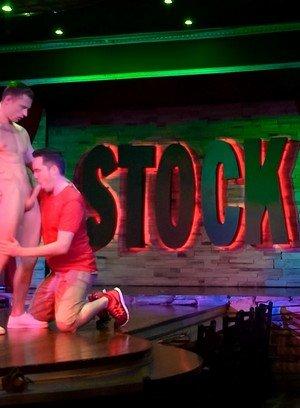 Hunky Gay Markie More,
