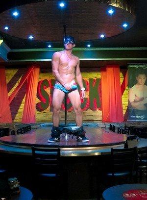 Big Dicked Gay Gab Real,