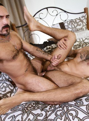 Hot Lover Alessio Romero,Rikk York,