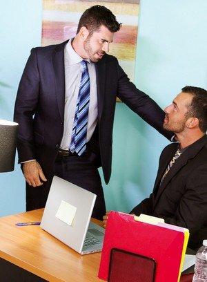 Hot Gay Jake Morgan,Billy Santoro,
