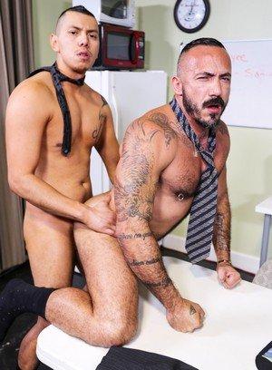Good Looking Guy Alessio Romero,Benjamin Bronx,