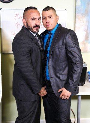 Sexy Gay Alessio Romero,Benjamin Bronx,