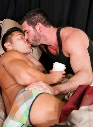 Cock Hungry Billy Santoro,Seth Santoro,
