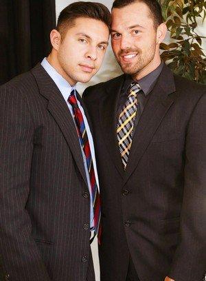 Hot Guy Jake Morgan,Seth Santoro,