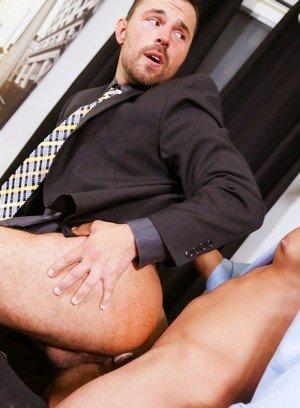 Sporty Hunk Jake Morgan,Seth Santoro,