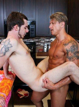Horny Gay Bryce Evans,Toby Springs,