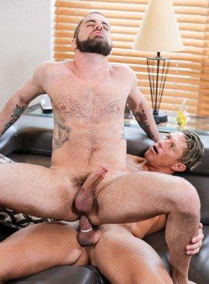 Hunky Gay Marcus Isaacs,Bryce Evans,