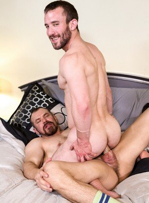 Naked Gay Max Sargent,Mike Gaite,