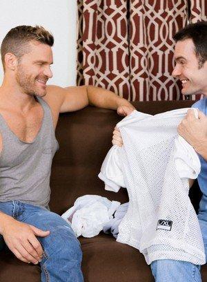 Hot Gay Landon Conrad,Cameron Kincade,