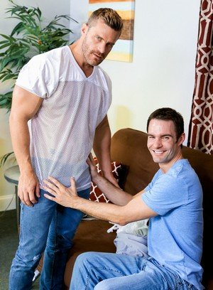 Sexy Dude Landon Conrad,Cameron Kincade,