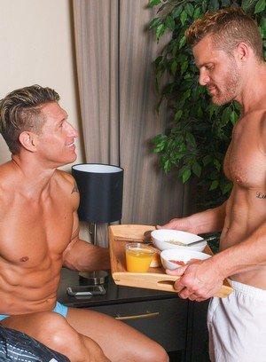 Hot Gay Landon Conrad,Bryce Evans,