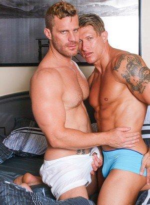 Sexy Guy Landon Conrad,Bryce Evans,