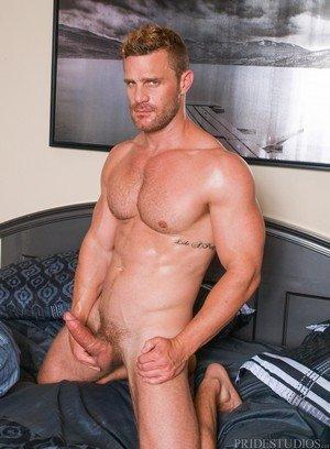 Cute Gay Landon Conrad,Bryce Evans,