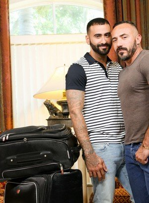 Hot Gay Rikk York,Alessio Romero,