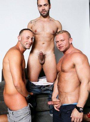 Cute Gay Daxton Ryder,Alejandro Fusco,Marxel Rios,