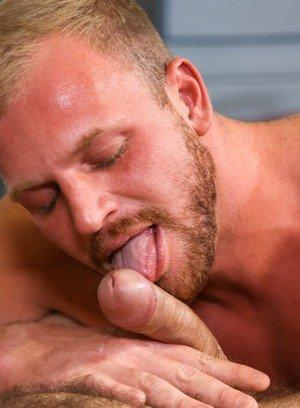 Muscle man Jake Jennings,Josh Peters,