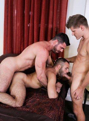 Handsome Guy Billy Santoro,Braxton Smith,Peter Fields,