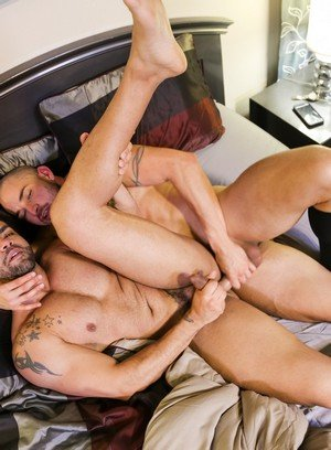 Hunky Gay Alejandro Fusco,Alex Torres,