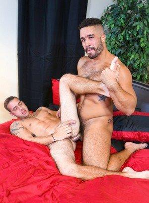 Horny Gay Dimitri Kane,Trey Turner,