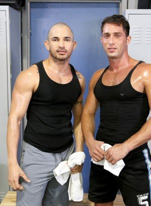 Hot Guy Armando De Armas,Alex Torres,