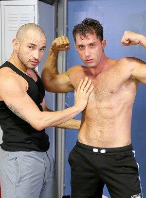 Sexy Gay Armando De Armas,Alex Torres,