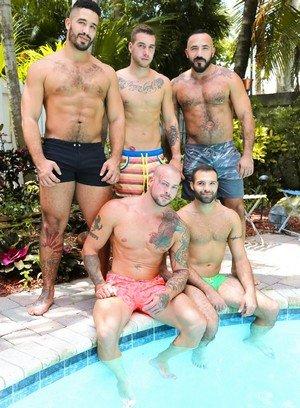 Sexy Dude Braxton Smith,Alessio Romero,Trey Turner,