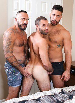 Sexy Guy Braxton Smith,Alessio Romero,Trey Turner,