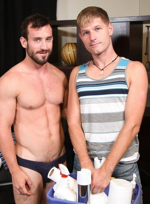 Hot Guy Mike Gaite,Peter Fields,