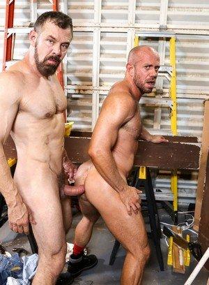 Naked Gay Matt Stevens,Max Sargent,