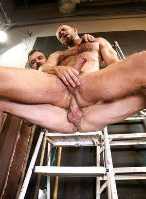 Horny Gay Max Sargent,Matt Stevens,