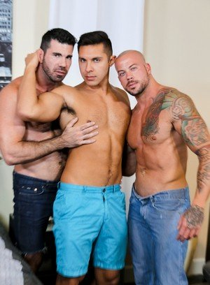 Hot Gay Sean Duran,Seth Santoro,Billy Santoro,