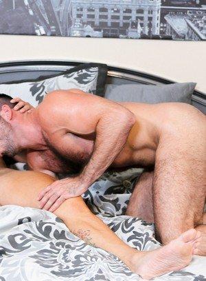 Naked Gay Seth Santoro,Billy Santoro,Sean Duran,