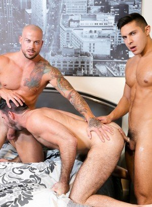 Good Looking Guy Seth Santoro,Billy Santoro,Sean Duran,