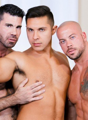 Sexy Dude Sean Duran,Seth Santoro,Billy Santoro,